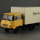 автомобиль на службе №72 Робур ЛД 3000 Промтоварный фургон