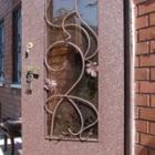 Металлическая дверь со стеклом Липецк