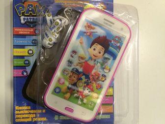 Увидеть foto Детские игрушки интерактивный телефон щенячий патруль 35286853 в Липецке