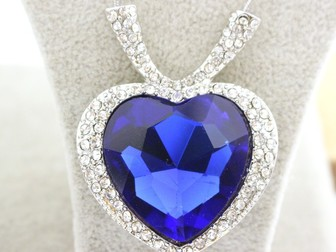 Скачать изображение Ювелирные изделия и украшения Колье Сердце океана 38591076 в Липецке