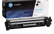 Заправим картридж HP CF218A