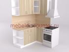 Скачать изображение Кухонная мебель Кухонный гарнитур ЛДСП гарантия 2 года 37503770 в Люберцы