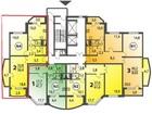 Срочно продается просторная двухкомнатная квартира 55,7 кв.