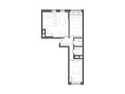 Продается 3-комн. кв-ра площадью 69,34 кв.м на 8 этаже 25 эт