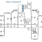 Продается помещение 190,1 кв.м. в новом ЖК Красная горка по
