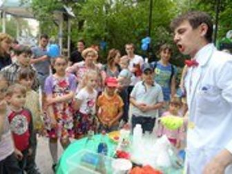 Новое фотографию  Научное шоу с сухим льдом 34045400 в Москве