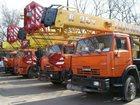 Свежее изображение Автокран Автокраны в аренду 14, 20,25 тонн , автокран вездеход Урал 20993540 в Лобне