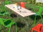 Смотреть фотографию Строительные материалы Скамейки и столики для дачи Луховицы 38282888 в Луховицы