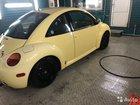 Volkswagen Beetle 2.0AT, 2001, 96500км