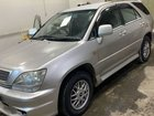 Toyota Harrier 2.4 AT, 2001, 171 228 км