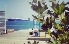 Летний отдых на берегу Черного моря