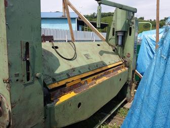 Скачать фото Листогибочные станки Листогиб ИВ2144 продам, Владивосток, 30558067 в Магадане