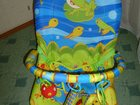 Изображение в Для детей Детские игрушки Продам шезлонг для ребенка первого года жизни. в Магнитогорске 800