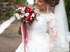 Свадебное платье от дизайнера Анны Кузнецовой