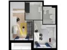 Уникальное foto Комнаты Продам 1-комнатную квартиру от надежного застройщика ПИК 70028173 в Екатеринбурге