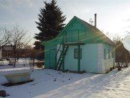 Продам сад Строитель 6 Дом с печкой, погребом, чердаком. Баня, стоянка. Участок