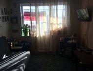 Продам квартиру Окна выходят на южную сторону, балкон застеклен. Окна пластик. Ч