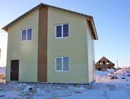 Дом 114 м2 на участке 4 сот, пос, Западный-2 ✔Продается новый дом, в пос.