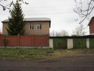 Продам дом Жилой дом в центре города: кирпич, перекрытия ж/б плиты, два этажа, 6