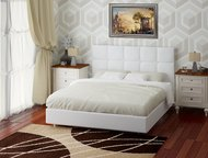 Кровать Эрин в Магнитогорске Кровать Эрин - модная кровать из простых составляющ