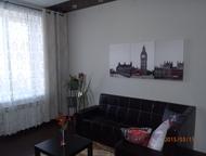 Элитная квартира посуточно Сдам однокомнатную квартиру рядом с ж/д вокзалом. Дос