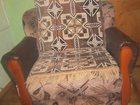 Фотография в   Продаю раскладные кресла, коричневого цвета. в Майкопе 1000