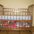 Продается детская кроватка-качалка фирмы Лорена