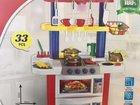 Детская кухня с Настоящий водой