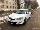 Opel Astra 1.6МТ, 2011, 160000км