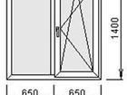 Изображение в   Пластиковые окна и двери под заказ без монтажа в Миассе 4900