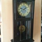 Старинные настенные часы с боем, Германия 1912г