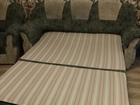 Свежее фото  диван-кровать + кресло-кровать 38512117 в Минске