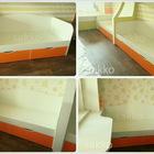 Кровать односпальная с выдвижными ящиками под заказ в Минске