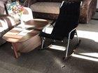 Кресло качалка диваны и корпусная мебель в наличии