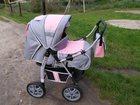 Изображение в Для детей Разное продам детскую каляску. Цвет розовый с серым. в Моршанске 4000