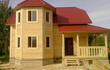 Строительство домов и бань любой сложности