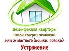 Новое foto Разное Дезинфекция квартиры после болезни (смерти) человека или животного, 32430108 в Москве