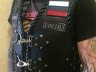 Свежее изображение Разное Кожаные байкерские жилеты на заказ, Кожевенная мастерская Славкождел, 35563484 в Москве