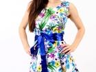 Просмотреть изображение Женская одежда Летние платья, туники и сарафаны оптом! 35788120 в Москве
