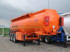 Скачать бесплатно фото Цистерна промышленная Полуприцеп цистерна для транспортировки светлых ГСМ 36856711 в Москве