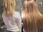 Увидеть foto Салоны красоты Наращивание волос, частный мастер Москва, коррекция волос, снятие 37658957 в Москве