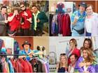Смотреть foto Женская одежда Одежда, костюмы, вещи 90-х на вечеринке 90х 37666726 в Москве