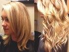Изображение в Красота и здоровье Салоны красоты Горячее наращивание волос в день обращения, в Москве 2500