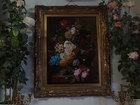 Смотреть фото Салоны красоты Продается картина с цветами Цветы в терракотовой вазе 60х80см, холст, масло, 2016 год 37788046 в Москве