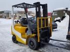 Просмотреть фотографию Вилочный погрузчик Вилочный погрузчик TCM FG15 бензин 38436666 в Москве