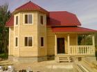 Смотреть foto  Строительство домов и бань, 38844890 в Москве