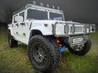 Свежее foto Разное Продается тюнингованый белый Хаммер (Hummer) H1 Ramsmobile ART-Series 001 (300 000$) 39260823 в Москве