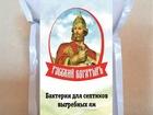 Свежее фото Разное Русский Богатырь - Бактерии для септиков и выгребных ям, Удаление запаха, 39405406 в Москве