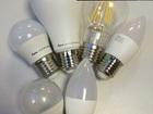 Свежее foto Электрика (оборудование) Лампа светодиодная Feron 5Вт Е14 4000К шар 66511388 в Moscow