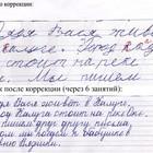 Подготовка преподавателя по коррекции почерка и подготовке к школе